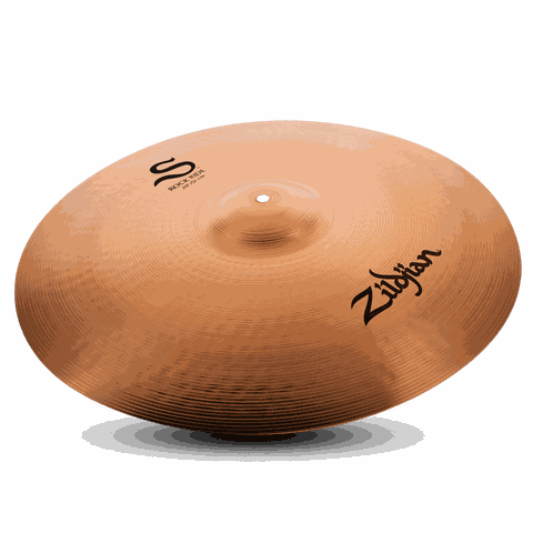 "Cymbal Zildjian 20"" S Family Rock Ride"