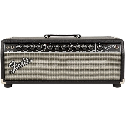 Amplifier Fender Bassman® 500 Head