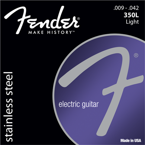 Fender Stainless Steel 350's
