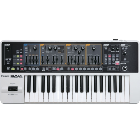 Roland GAIA SH-01 Synthesizer Keyboard