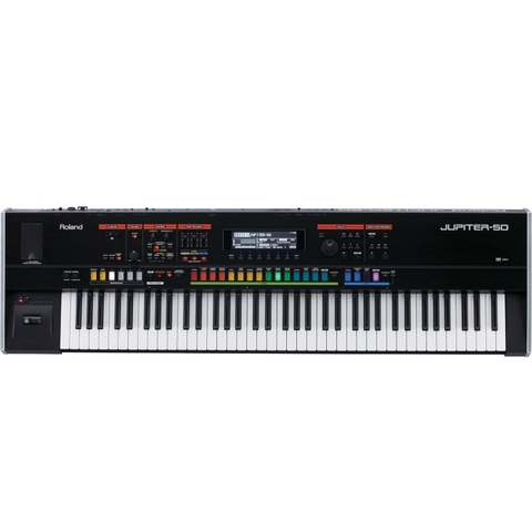 Roland JUPITER-50 Synthesizer Keyboard