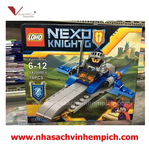 NEXO KNIGHTS - CLAY - SX20000 - 6