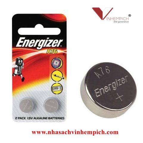 Pin Energizer Specialty A76 BP2