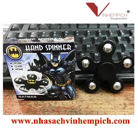 SPINNER BATMAN