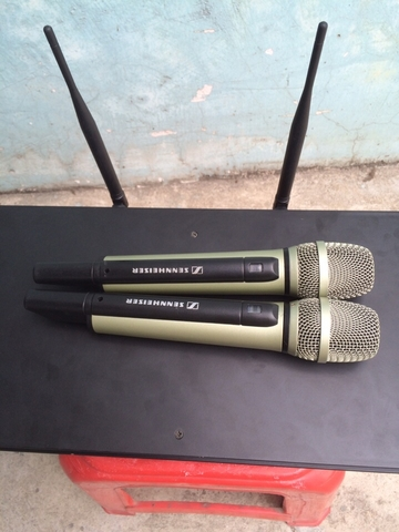 Micro Sennheiser G5, made in Germany