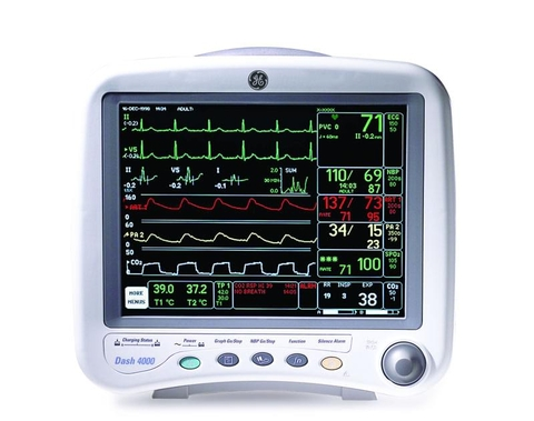 GE HealthCare Dash 4000