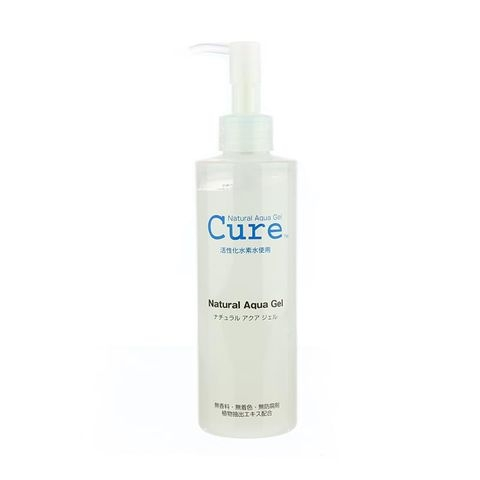 Gel tẩy da chết Cure Natural Aqua (250ml)
