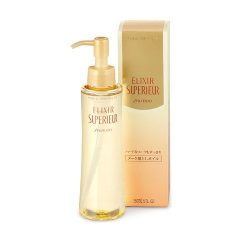 Dầu tẩy trang Shiseido Elixir Superieur Makeup Cleansing Oil (150ml)