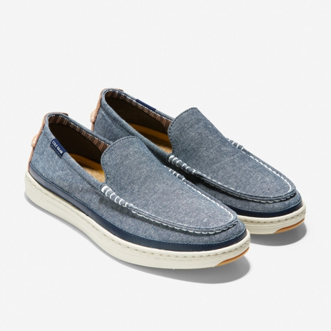 Giày Cole Haan Cloudfeel Loafer – Blue