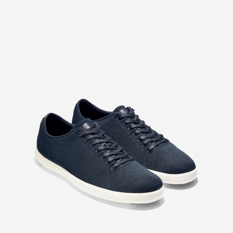 Giày Cole Haan Grand Crosscourt Sneaker – Xanh Navy