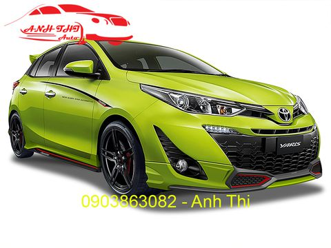 BODY KIT NEW TOYOTA YARIS 2019 THÁI LAN | MẪU 1