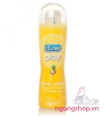 Gel bôi trơn Durex Play Pina Colada 50ml