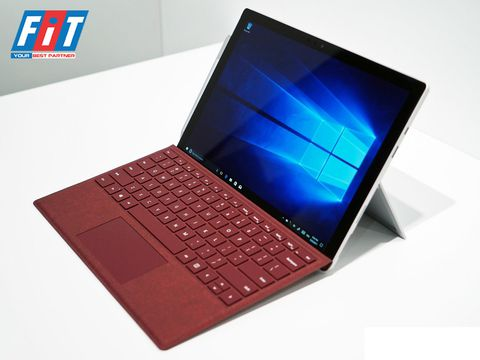 Surface Pro 2017 i5 Ram 8G SSD 128G - Combo Type Cover New 100%