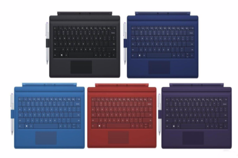 Type Cover Surface  Pro 3
