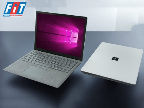 Surface Laptop  Core M3 Ram 4GB SSD 128GB New 100%