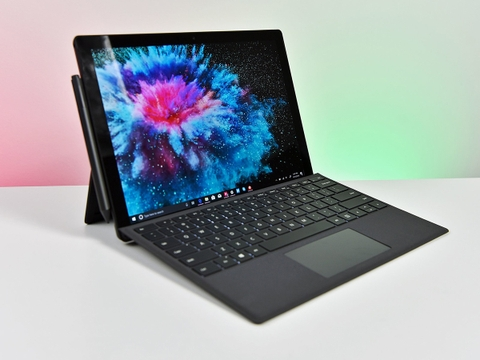 Surface Pro 6 Combo Type Cover Bàn Phím: Core i5-8250U Ram 8GB SSD 256GB Brand New 100%