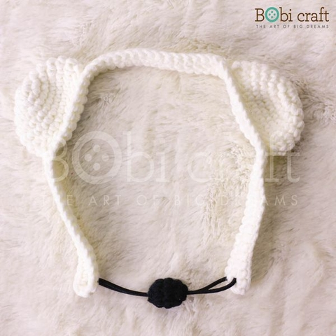 Lizzie ear headband