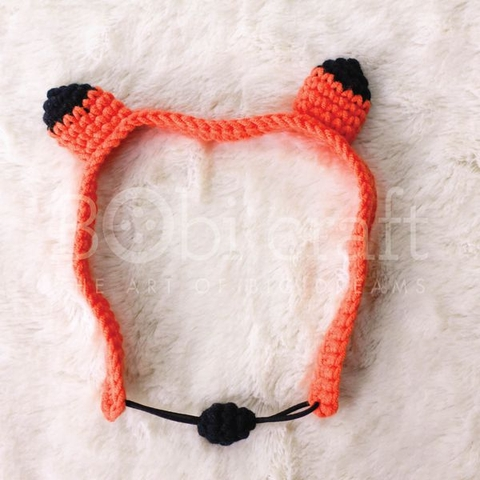 Foxxie Ear Headband