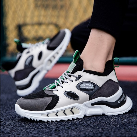 Giày Sneakers Nam LEISURE GN298