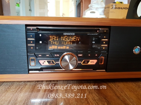 CD Kenwood 2 din