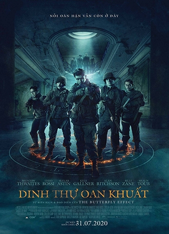 Ghosts of War 2020 Dinh Thự Oan Khuất