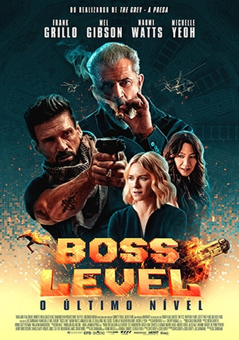 Boss Level (2021) Đăng Cấp Boss