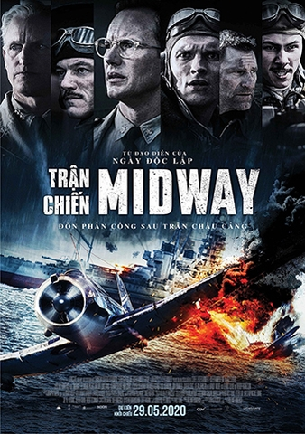 Midway (2019) Trận Chiến Midway