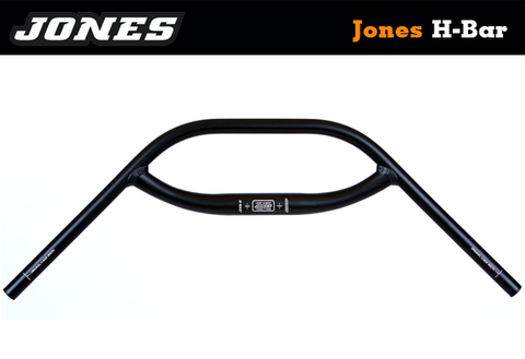 Ghidong Xe Đạp Jones H-Bar SG Loop Aluminum