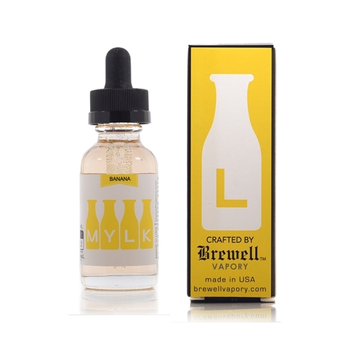 Banana MYLK by Brewell Vapory