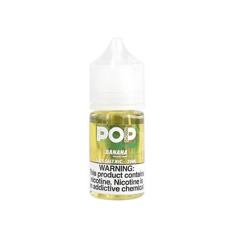 Banana Salt Nic by PoP Clouds (30ml) (Kẹo chuối)