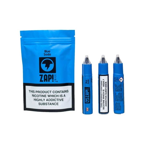 Blue Soda by Zap(30ml)