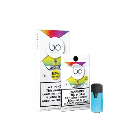 Bo Caps Lemonade by Bo Vaping