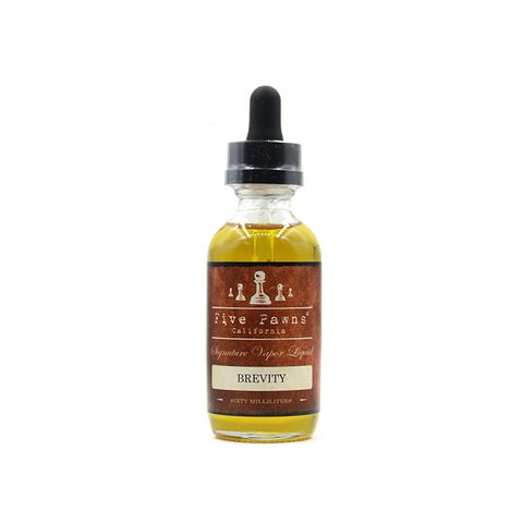 Brevity by Five Pawns (60ml) (Bánh chuối kem chocolate)