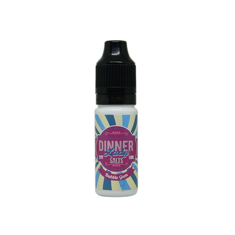 Bubble Gum Salt Nic by Dinner Lady (10ml) (Kẹo cao su)