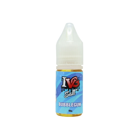 Bubblegum Salt Nic by IVG (10ml) (Kẹo cao su)