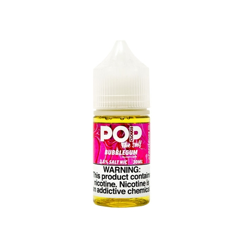 Bubblegum Salt Nic by PoP Clouds (30ml) (Kẹo cao su)
