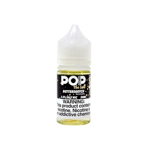Butterscotch Salt Nic by PoP Clouds (30ml) (Kẹo bơ đường)