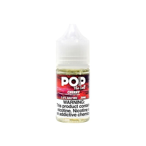 Cherry Salt Nic by PoP Clouds (30ml) (Kẹo cherry)