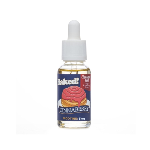 Cinnaberry by  Frisco Vapor (30 ml)
