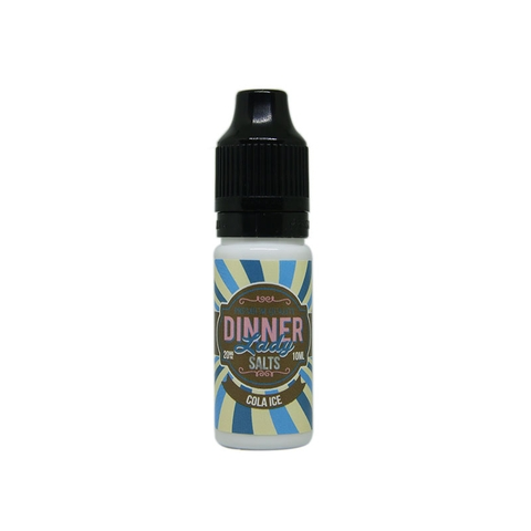 Cola Ice Salt Nic by Dinner Lady (10ml) (Cola chanh lạnh)