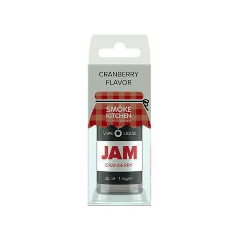 Cranberry by Jam (50ml)