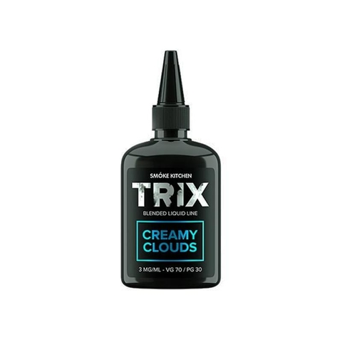 Creamy Cloud by Trix(100ml)