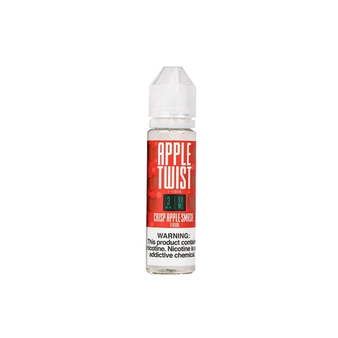 Crisp Apple Smash by Twist E-Liquid (60 ml) (Táo)