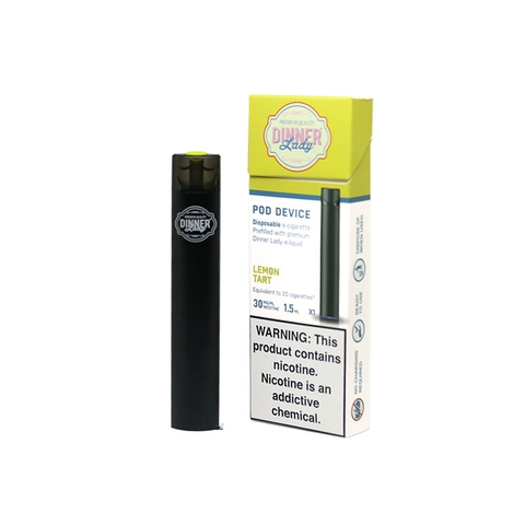 Dinner Lady Disposable Pod - Lemon Tart (1.5ml)