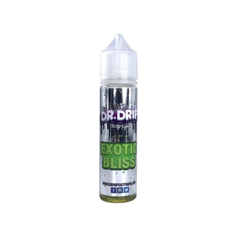 Exotic Bliss by DR.Drip Tasty Vapes (60 ml) (Mận kiwi xoài)