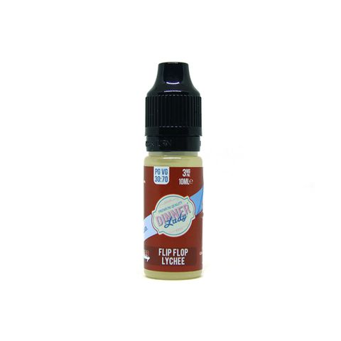 Flip Flop Lychee Multi Summer Holidays by Dinner Lady (10ml) (Vải chanh lạnh)