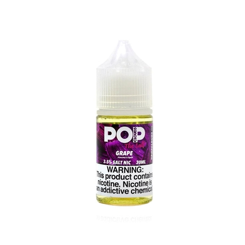 Grape Salt Nic by PoP Clouds (30ml ) (Kẹo nho)