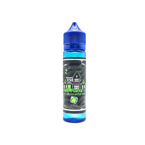 Green Apple Iced - Sour House by Neighborhood (60 ml) (Táo chua lạnh)