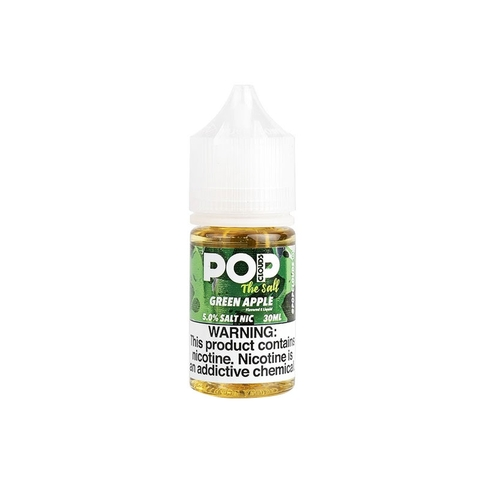 Green Apple Salt Nic By PoP Clouds (30ml) (Kẹo táo)