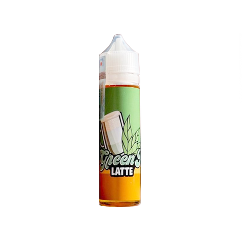 Green Tea Latte by EJM (60 ml) (Latte trà xanh)